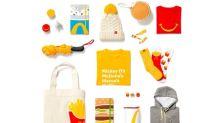 跨足時尚界:這次不是新餐點,McDonald's 今年聖誕節首次推出時尚小物!