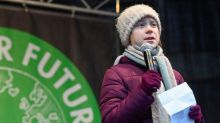 British police issue safety warning over Greta Thunberg rally