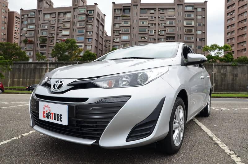 Toyota Vios以良好的品牌形象、好保養、省油、優異的二手價造就神話般的地位