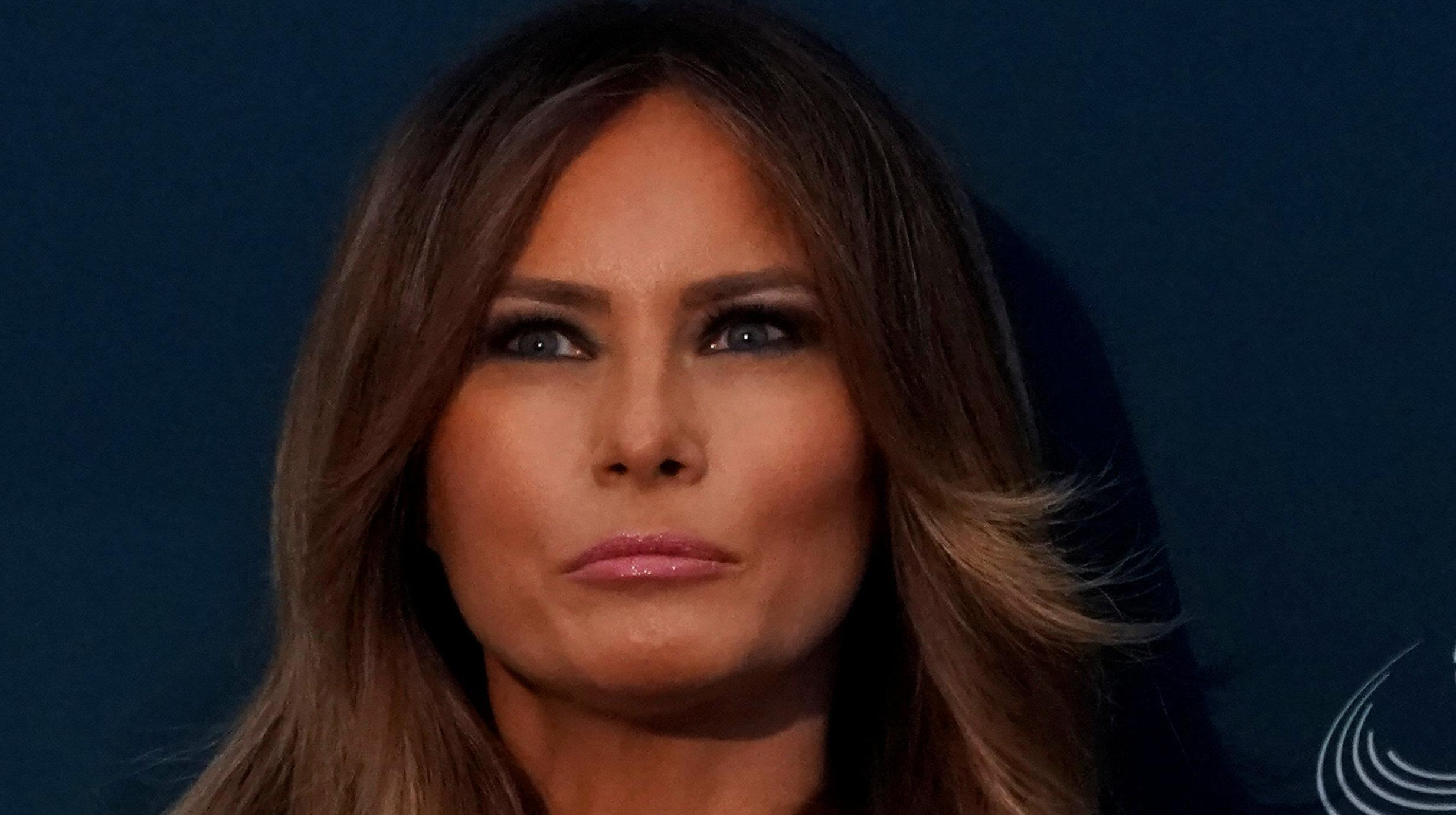 Melania Trump Jets To Mar-a-Lago On Military Plane After POTUS Grounds Pelosi's Troop Visit