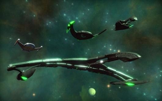 Star Trek Online's Romulan expansion prompts special Ask Cryptic