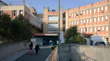'Abandoned' Italian hospital fears virus' march south