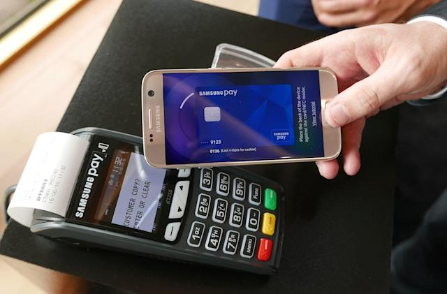 Samsung Pay rewards program encourages you to shop