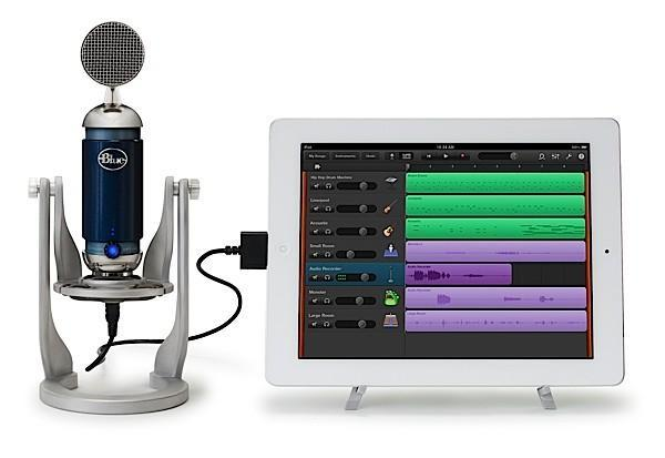 Blue Microphones Spark Digital now available, wields USB and iOS mobile recording for $199