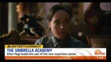 Ellen Page leads new cast of superheroes