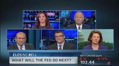 Did Fed comments 'spook' markets?