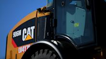Caterpillar revenue and earnings beat expectations