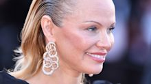 Pamela Anderson debuts very different look at Cannes
