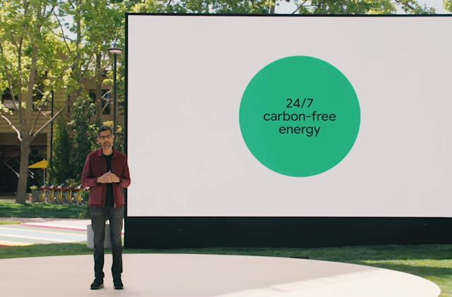 Google explains how it will run on completely carbon-free energy by 2030