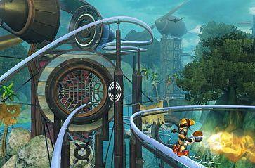 PS3 Fanboy review: Ratchet & Clank Future: Quest for Booty