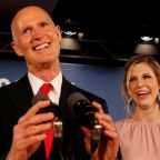 Republican Scott wins Florida U.S. Senate seat after manual recount