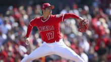 This pitch from Shohei Ohtani made the Internet lose its mind