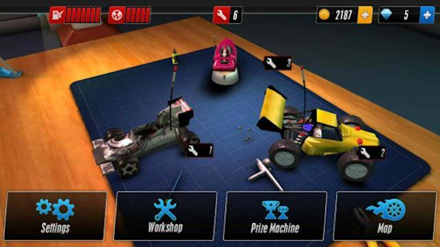 Touch Racing 2 is a lot of fun to play