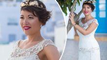 Jilted bride marries herself in dream wedding