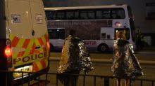 Panic for parents and children at UK pop concert attack