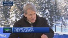 Nobel winner Robert Shiller says there's still a risk of a full-blown bear market