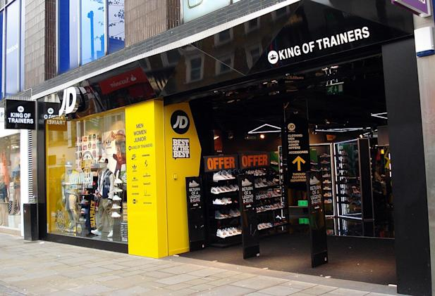 Blinkbox Music's user database was just sold to... JD Sports