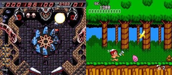 Japan's PlayStation Network offering PC Engine games