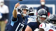 Now without Taylor Lewan, Titans QB Ryan Tannehill faces his toughest test in Steelers