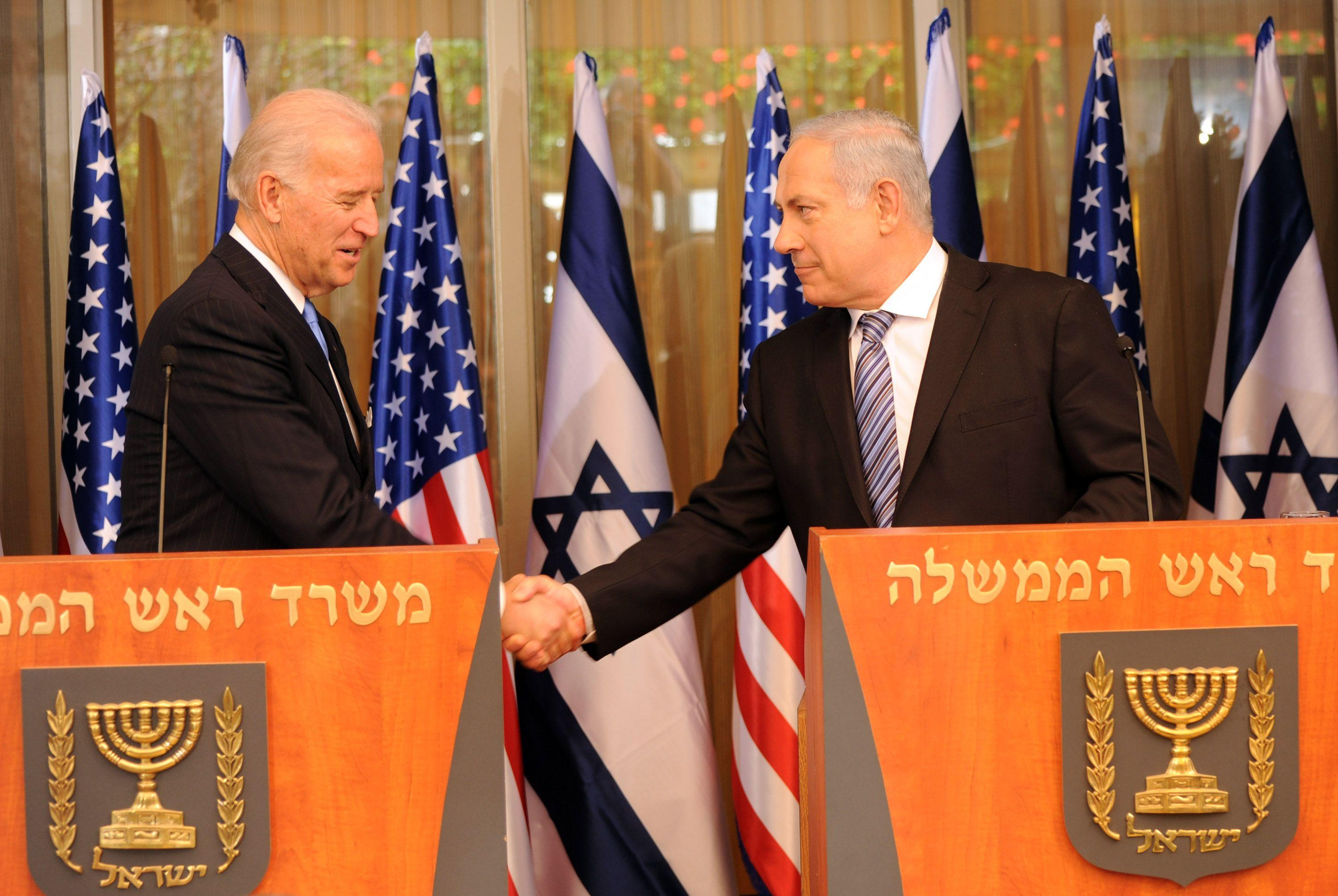 The Israel-UAE Deal Would Benefit From a Biden Win