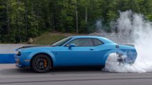 Next Dodge Challenger to be electrified, says FCA boss