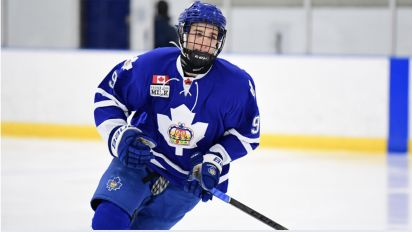 Habs catch heat for drafting Logan Mailloux