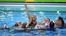 U.S. Olympic women's water polo team named, eyes extending historic run