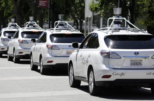 Google tests self-driving cars in Austin, Texas