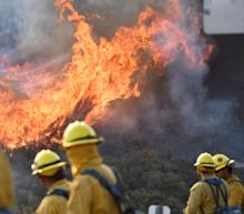 California Has Nearly Hit A Record On Wildfire Spending -- Halfway Through Its Budget Year