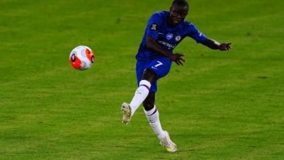 Foot - C1 - Chelsea - Chelsea: N'Golo Kanté est apte à débuter contre le Bayern Munich