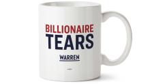 Elizabeth Warren is now selling 'billionaire tears' campaign mugs