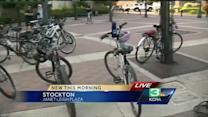 Stockton residents excited about 'Bike to Work Day'