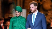 Piers Morgan says he's taken things with Prince Harry and Meghan Markle 'too far'