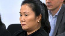 Presa por escândalo da Odebrecht, Keiko Fujimori é internada no Peru