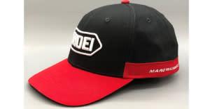 SHOEI推出「Marc Marquez」選手棒球帽