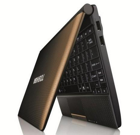Toshiba launches NB520 and NB500 netbooks, one with Harman Kardon sound, one without