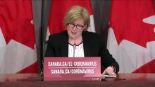 Coronavirus: Liberals table Bill C2, the Canada Recovery Benefit