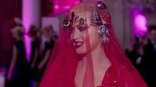 Katy Perry on Her Avant-Garde Met Gala Dress
