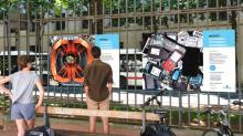 Lyon: Quand vos déchets se transforment en œuvres d'art