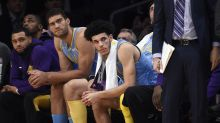 Why Luke Walton and the Lakers won't bench the struggling Lonzo Ball