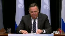 Coronavirus: Legault tells Quebec residents to 'stay home' amid spike in COVID-19 patients