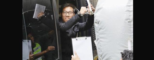 反東北案黃浩銘等8人獲保釋