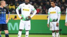 Foot - C1 - M'Gladbach - Les compositions de Mönchengladbach-Inter en Ligue des champions: le Borussia avec Thuram et Plea
