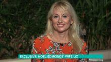 'I'm A Celeb': Noel Edmonds' wife Liz reveals secret communications with husband