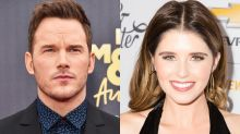 Chris Pratt and Katherine Schwarzenegger Spotted on Picnic Together