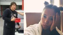 Saya Chang saddened by ex-husband's passing