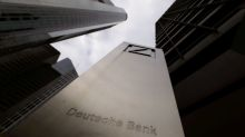 Deutsche Bank hit by new laundering report; shares slide again