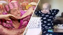 Hugh Grant sends message as 'Paddington 2' character to fundraising 4-year-old fan with cancer