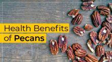9 Interesting Health Benefits Of Pecans