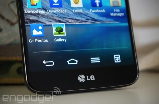 LG Canada says G2 will get Android 4.4 KitKat by March